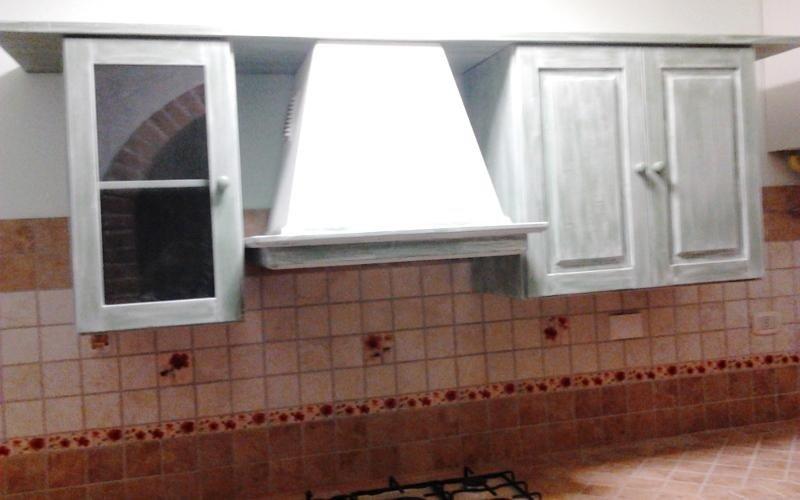 Pensili cucina in muratura excellent cucina in muratura for Pensili cucina in muratura