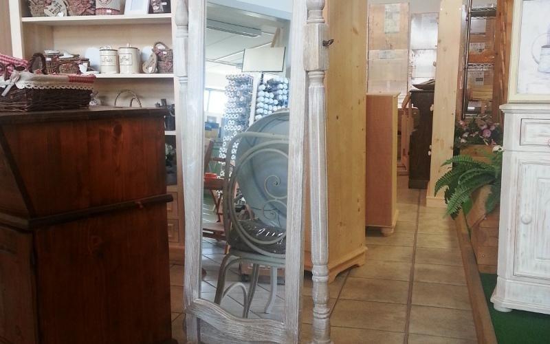 Specchi di legno
