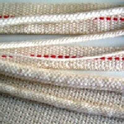 delle fibre di corda in iuta