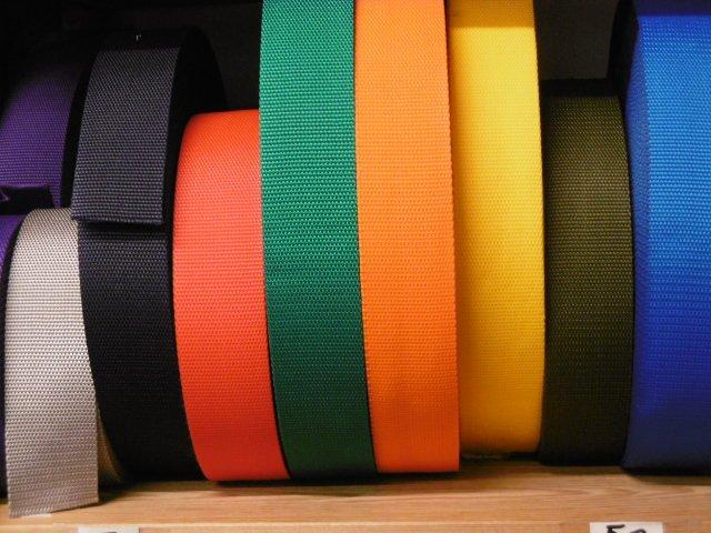 nastri colorati sintetici