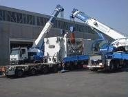 camion per traslochi industriali