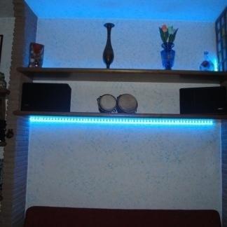 bancone  con luce led