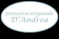 Logo Pasticceria Artigianale D'Andrea - Roma