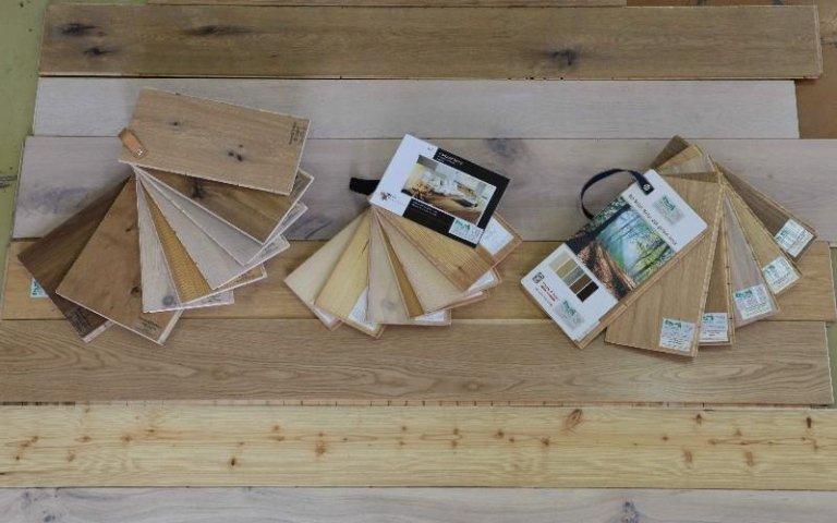 Listelli in legno Lusa Renzo Pavimenti