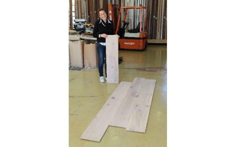 Pavimentazione in legno Lusa Renzo Pavimenti