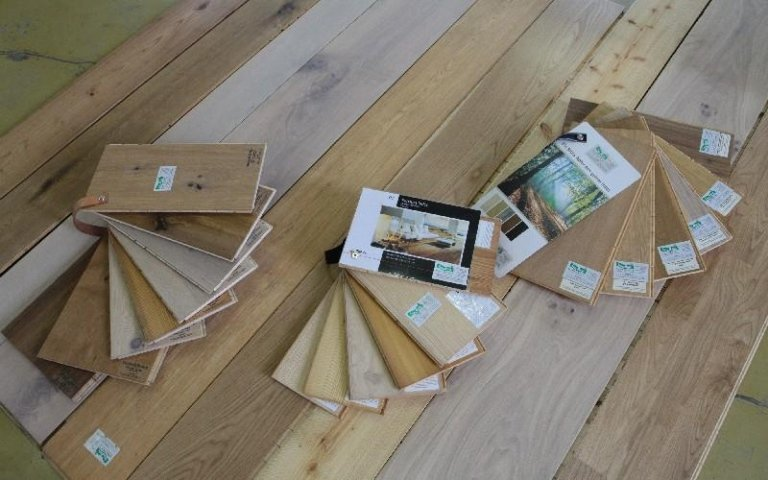 Tavole in legno Lusa Renzo Pavimenti
