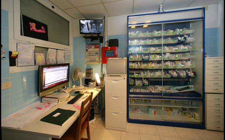interno ambulatorio medico