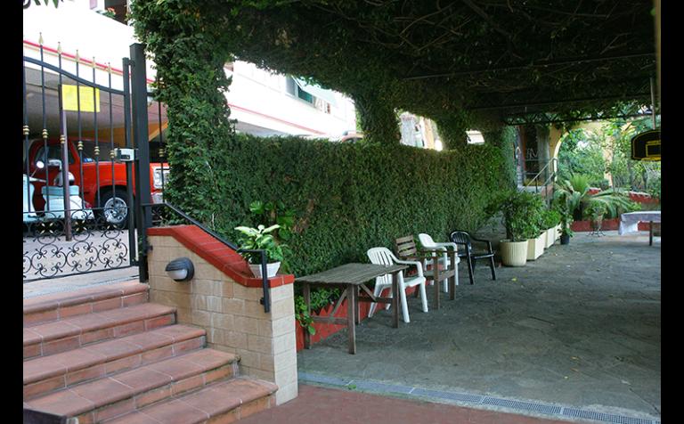 esterno residenza villa chiara