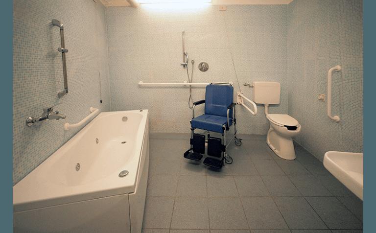 servizi per anziani disabili