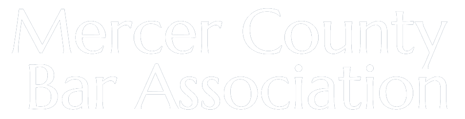 Member of the Mercer County Bar Association