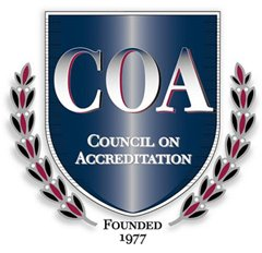 SFCS is accredited by the Council on Accreditation