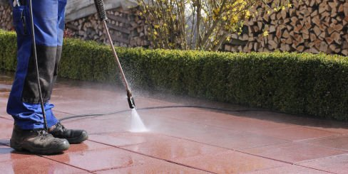 Outdoor cleaning