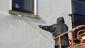 Window cleaning in Taranaki