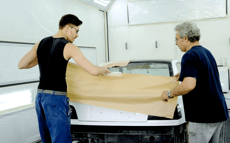 Wrapping auto