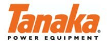 Tanaka power equipment logo