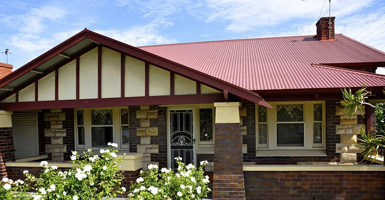 Perth Insulation - Sisalation foil house