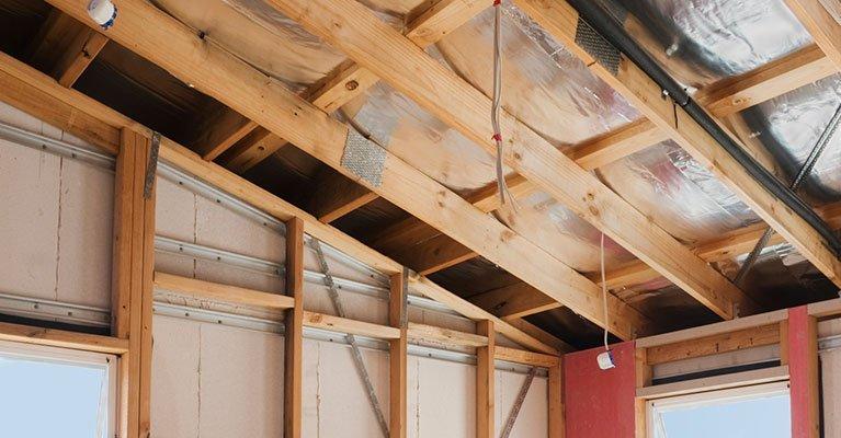 Perth Insulation - Sisalation foil roof