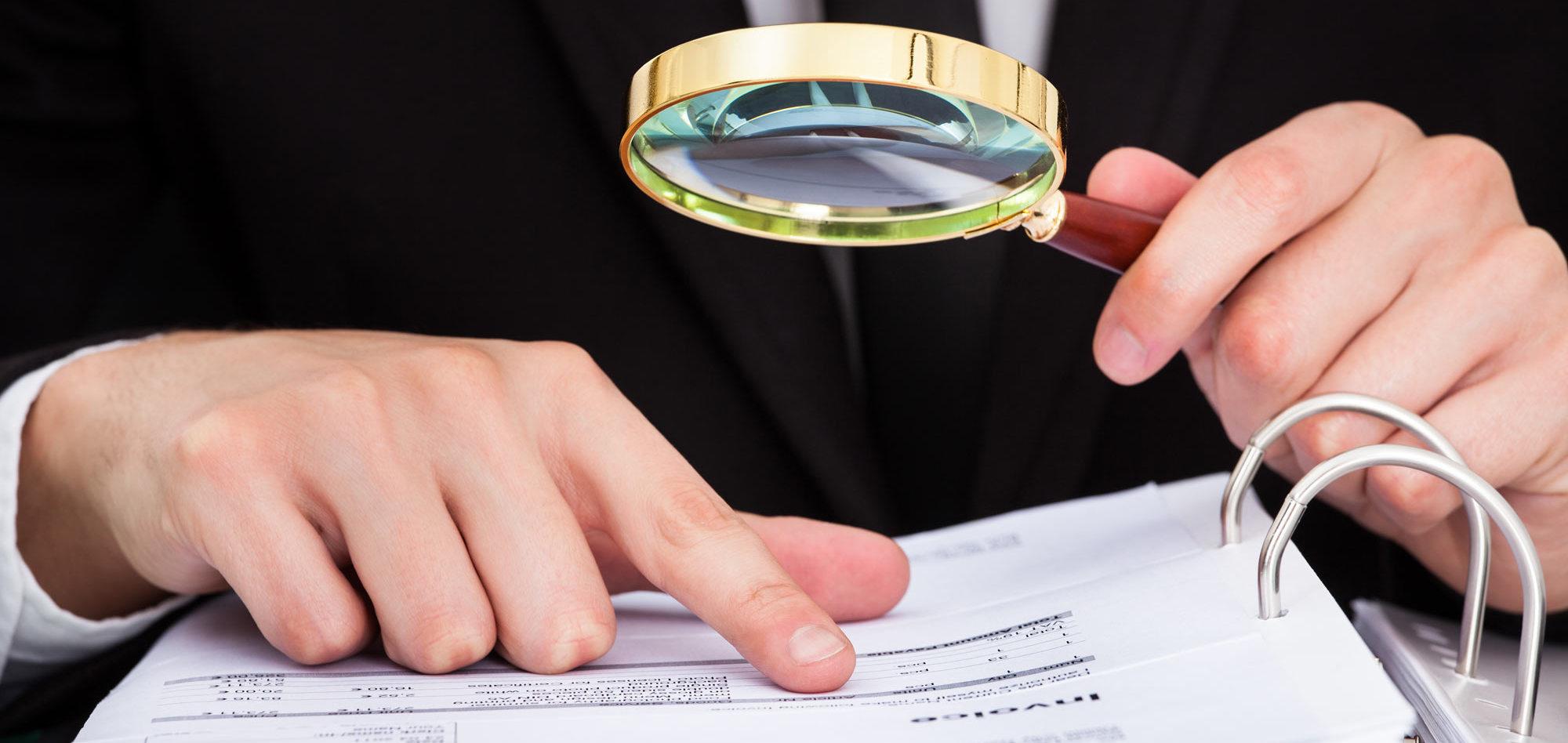 Dedicated private investigator collecting data for investigation in Cincinnati