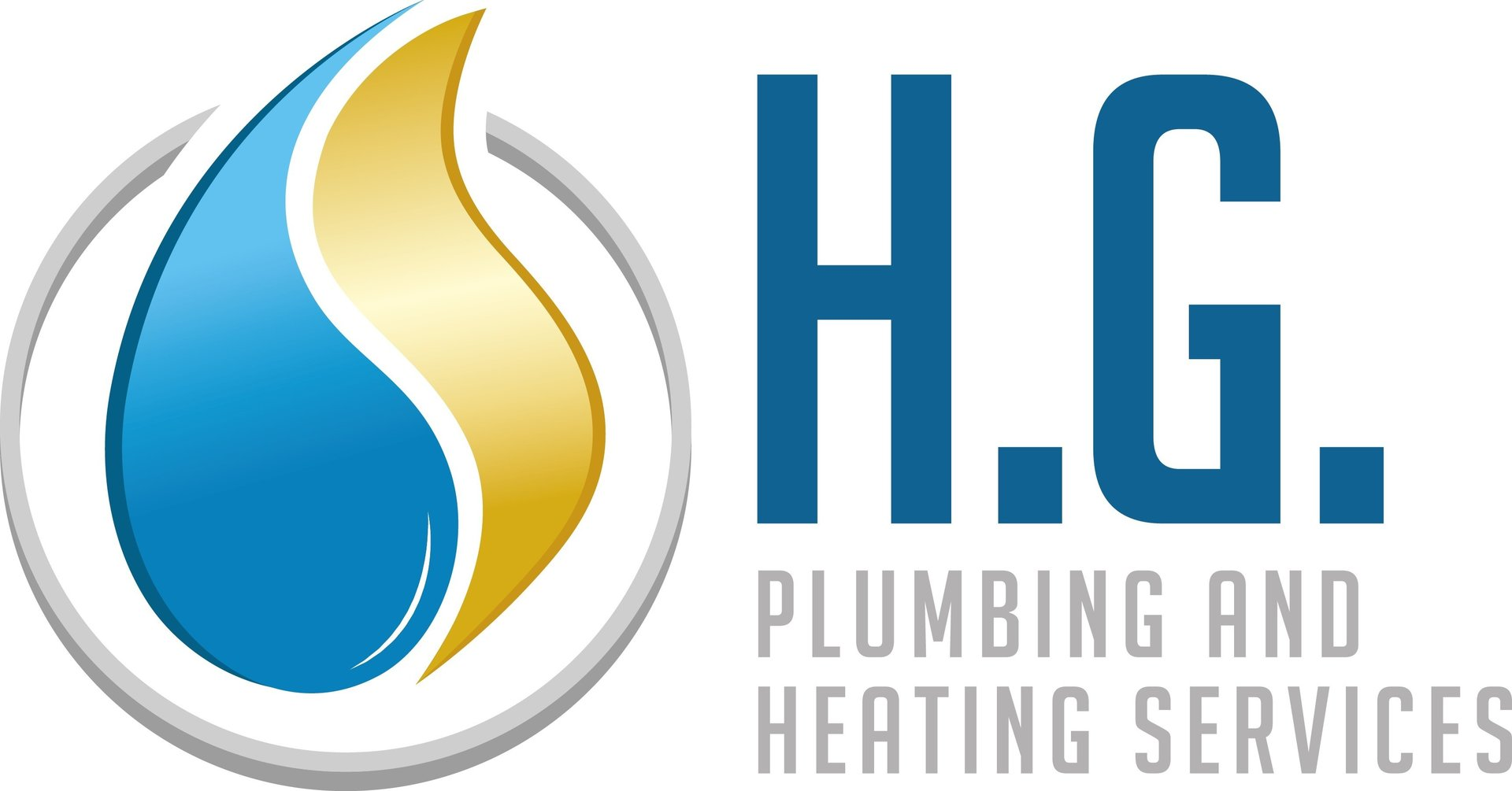 H.G. PLUMBING AND HEATING SERVICES logo