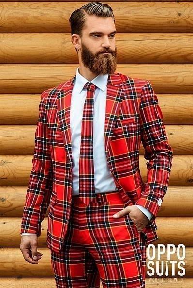 costume uomo per natale