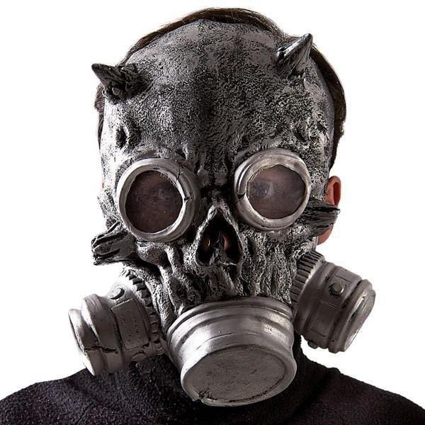 maschera gas