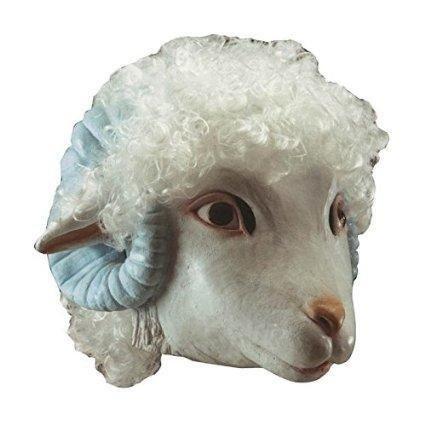 maschera pecora