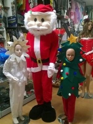 costume natalizio