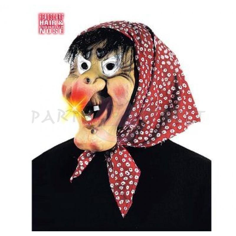 maschera da befana