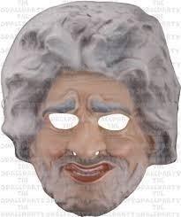 maschera grillo