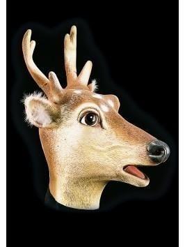 maschera cervo