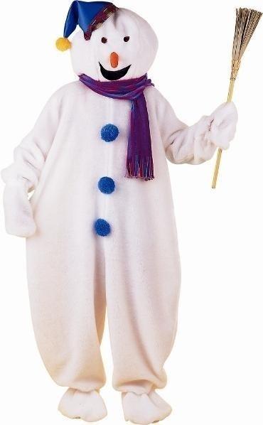 costume pupazzo di neve