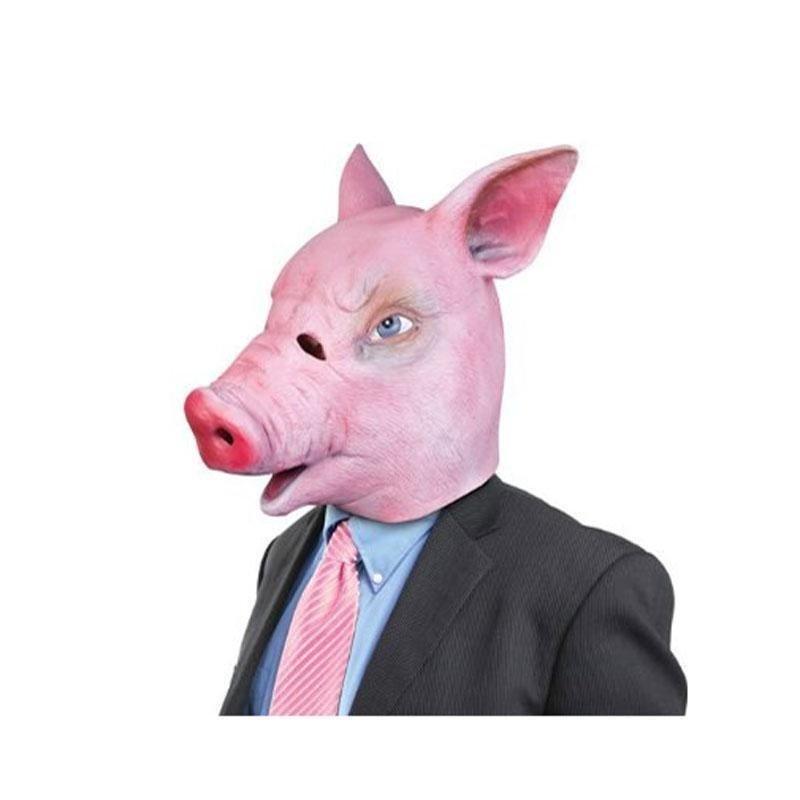 maschera pig