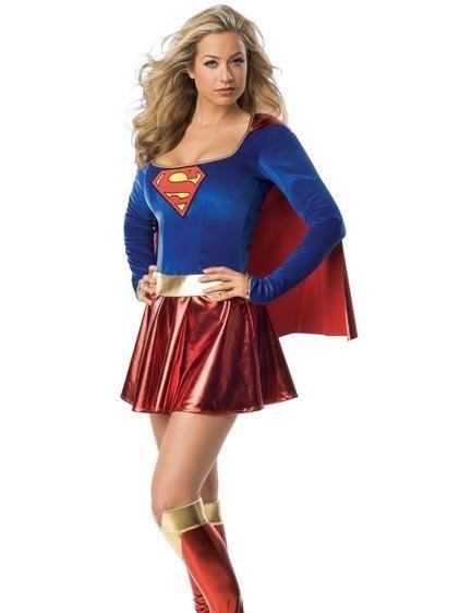 costume super girl