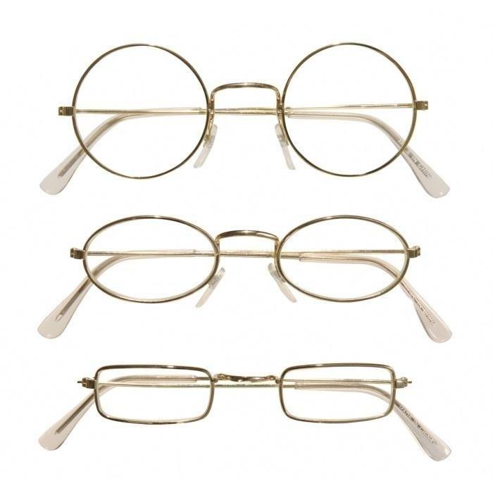 occhiali babbo natale