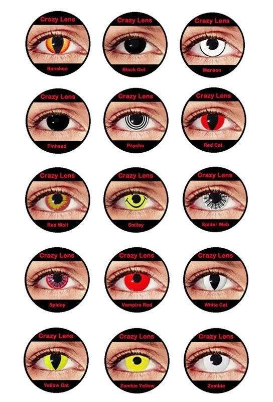 lenti colorate