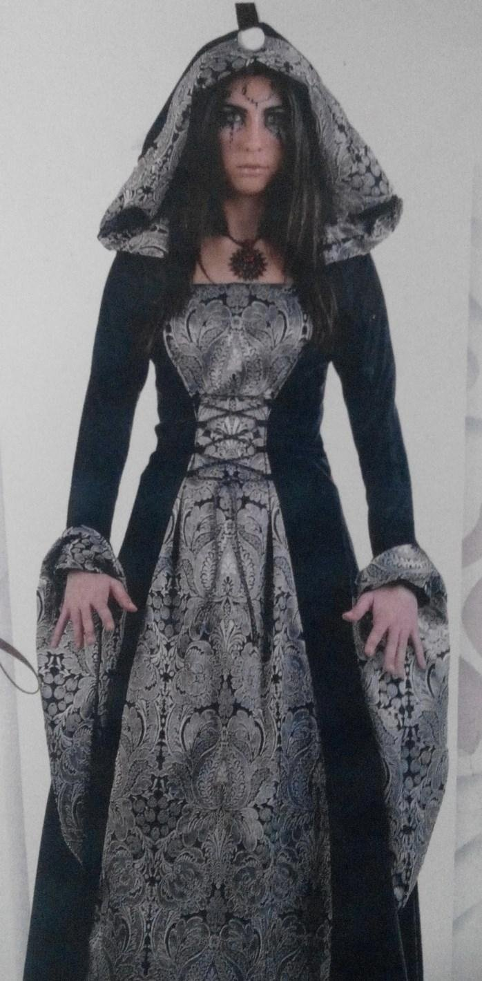 dama costume halloween