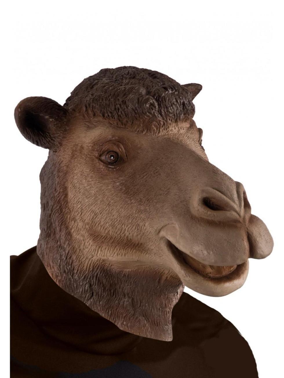 maschera cammello