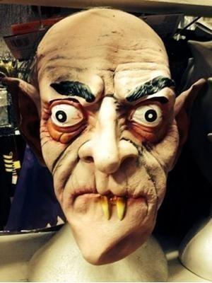 maschere di zombie