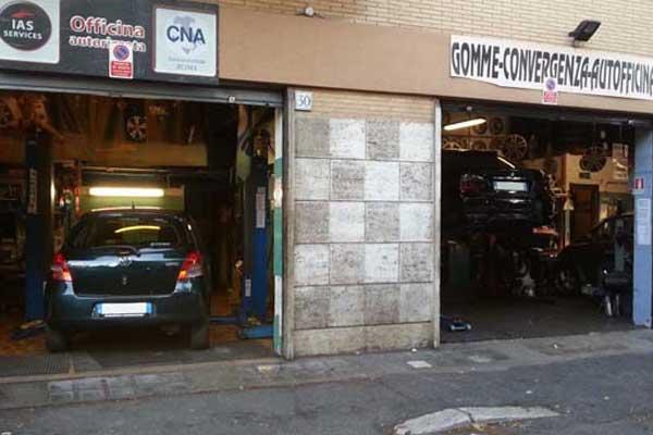 GR SERVICE AUTOFFICINA GOMMISTA Roma