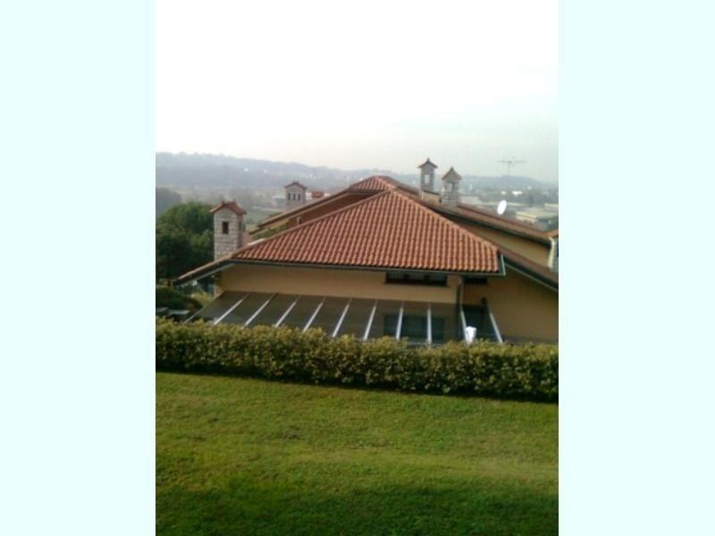 tetti in vetri per ville