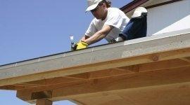 riparazione tetti in legno