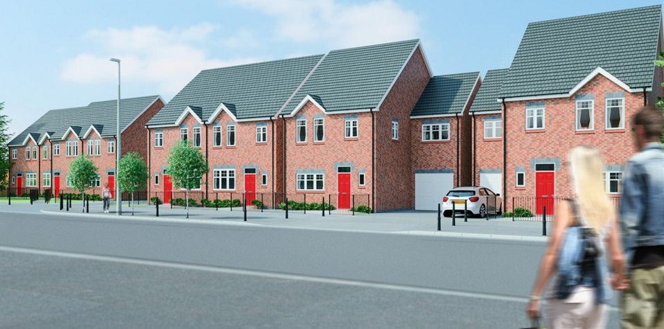 Holly Lane development