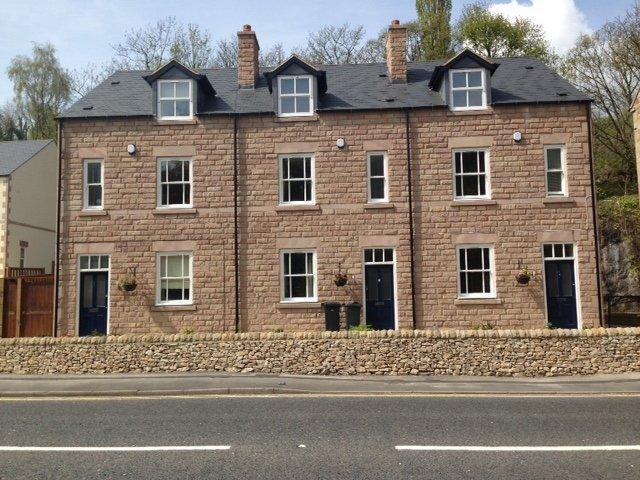 New build housing developments