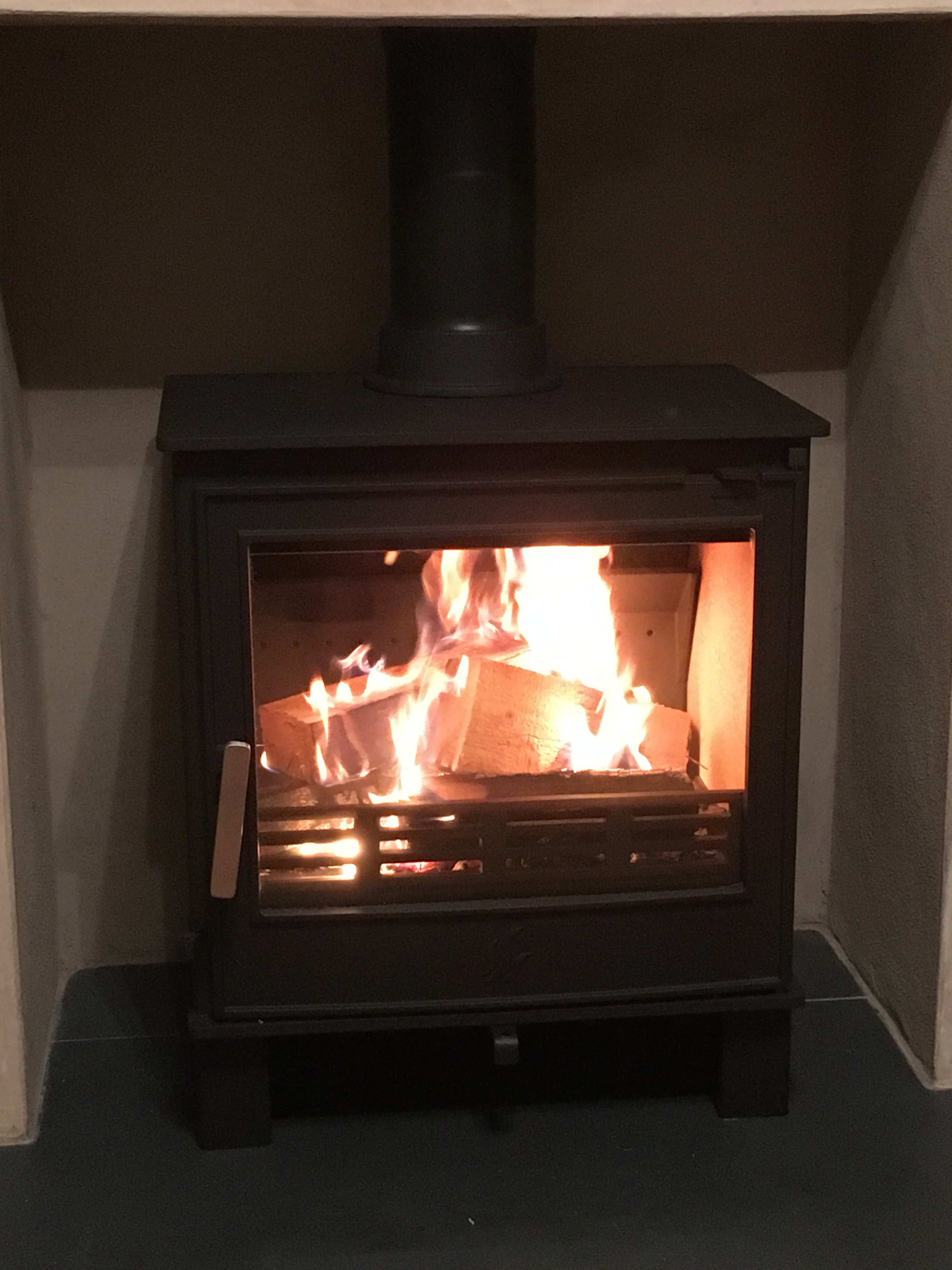 installation of inset open fires in bicester and warwickshire