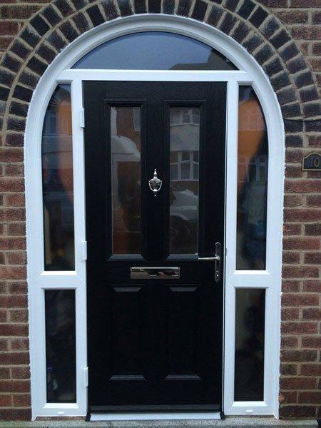 Arch Top Composite Door
