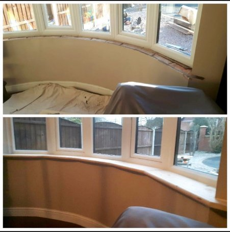 Replacement Window Sill