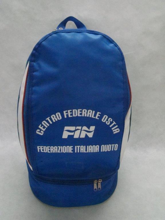 zaino federazione italiana nuoto a Roma