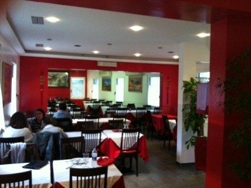 zona del ristorante