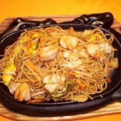 Spaghetti primo piatto cinese