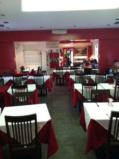 tavoli ristorante cinese